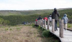Visitar la Quebrada de los Cuervos
