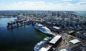 Montevidéu: Um porto de…