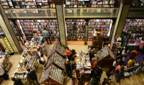 Montevidéu, a cidade com uma livraria em cada esquina