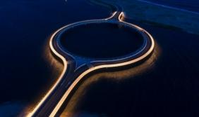 Garzón e sua ponte circular