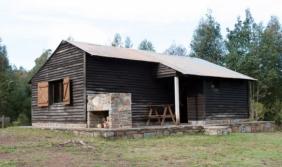 Staying in rural establishments near Quebrada de los Cuervos