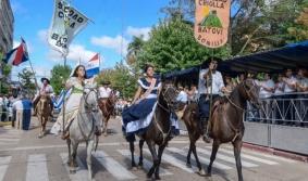 Tradição gaúcha toma conta de cidade uruguaia
