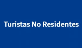 Beneficios para turistas no residentes 2021