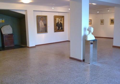 Paseo artístico: Museo Agustín Araújo