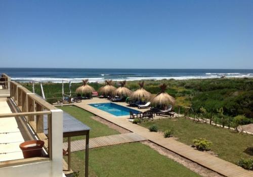 Relajarse en hoteles con piscina en Rocha
