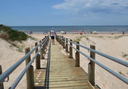 Uruguay cuenta con una veintena de playas accesibles