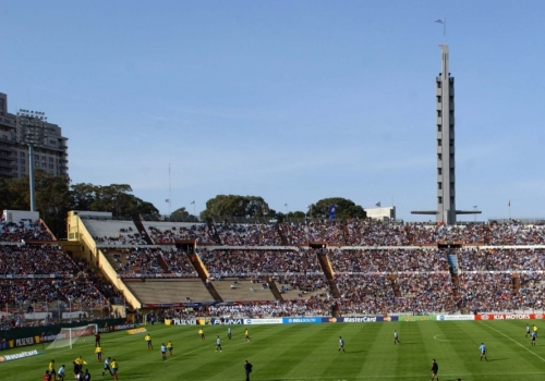 Tour futbolero em Montevidéu