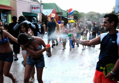 Carnaval de La Pedrera, o mais espontâneo dos carnavais