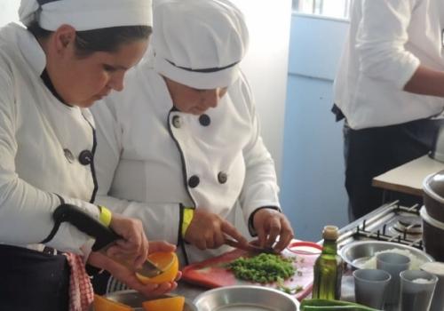 Cocinarte: un pasaporte a la alta cocina sanducera y regional