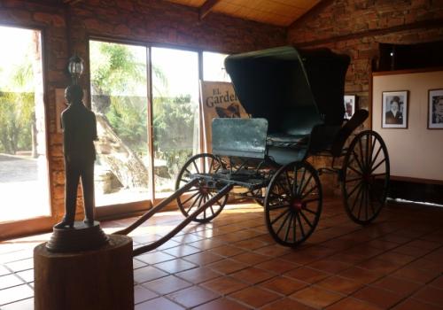 Visitar el Museo Carlos Gardel en Tacuarembó