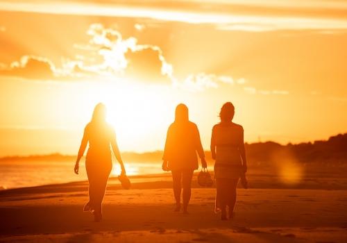 Aventura y playa por la Costa de Oro