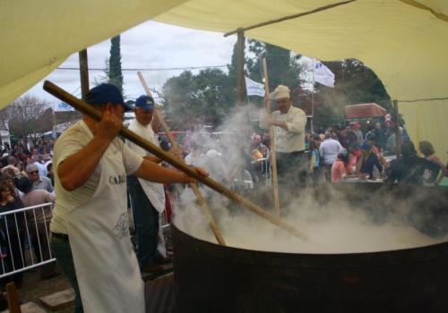 Participar de Fiesta de la Leche en octubre