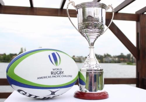 Rugby para ver: Uruguay será sede del Americas Pacific Challenge