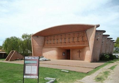 Parroquia Cristo Obrero, un hito arquitectónico imperdible