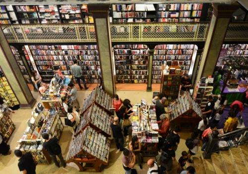Montevideo, la ciudad con una librería en cada esquina