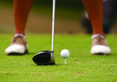 Jugar en un clásico montevideano, el Club de Golf del Uruguay