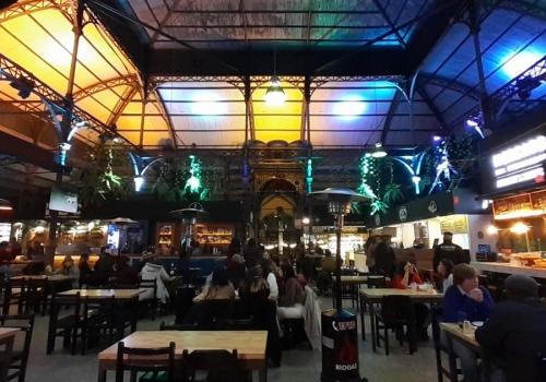 Salida gastronómica y de compras por Montevideo