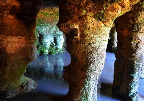 Visitar Grutas del Palacio, un geoparque con sello de Unesco