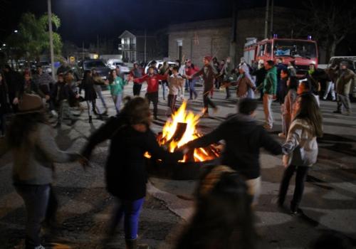 Disfrutar de las fiestas de San Juan en Uruguay - 2017