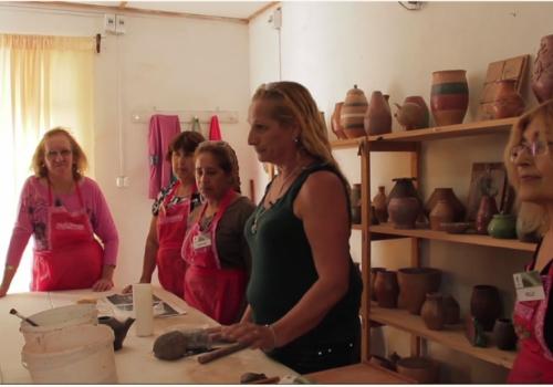 Construir una artesanía en ArdeBelén