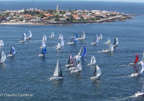 Rolex Circuito Atlántico Sur llega a Punta del Este
