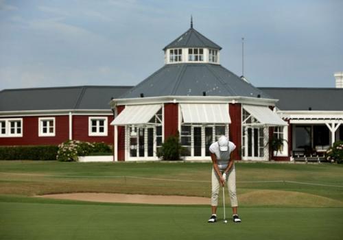 La Barra Golf Club, un club de amigos de Punta