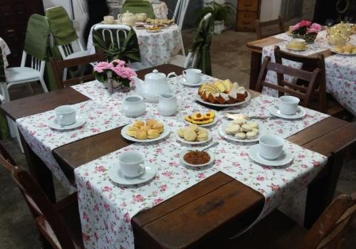 6° de octubre: Un día para vivir la experiencia del té en Conchillas