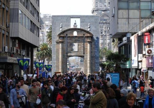 Un viaje en el tiempo por la Montevideo fortificada