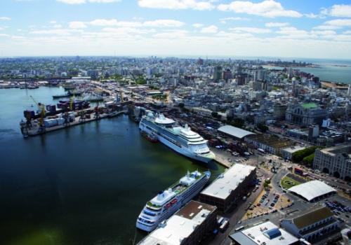 Montevideo: un puerto de calidad para cruceristas